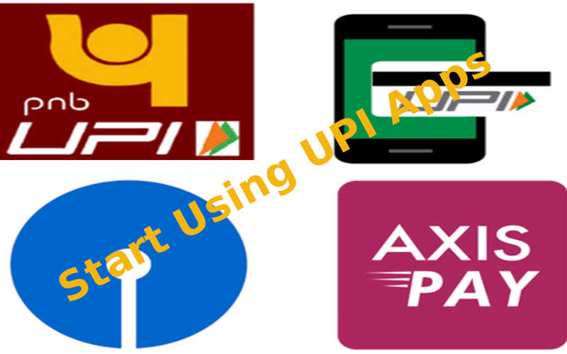 Best and secure transaction with UPI apps
