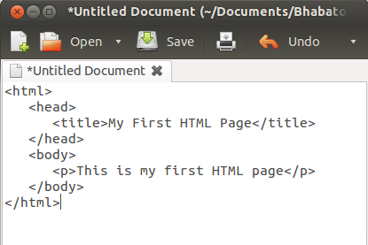 text editors for html in